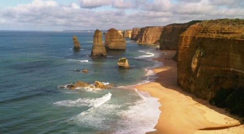 Great Ocean Road bij Adelaide